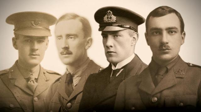 GB-Smith-JRR-Tolkien-Christopher-Wiseman-RQ-Gilson